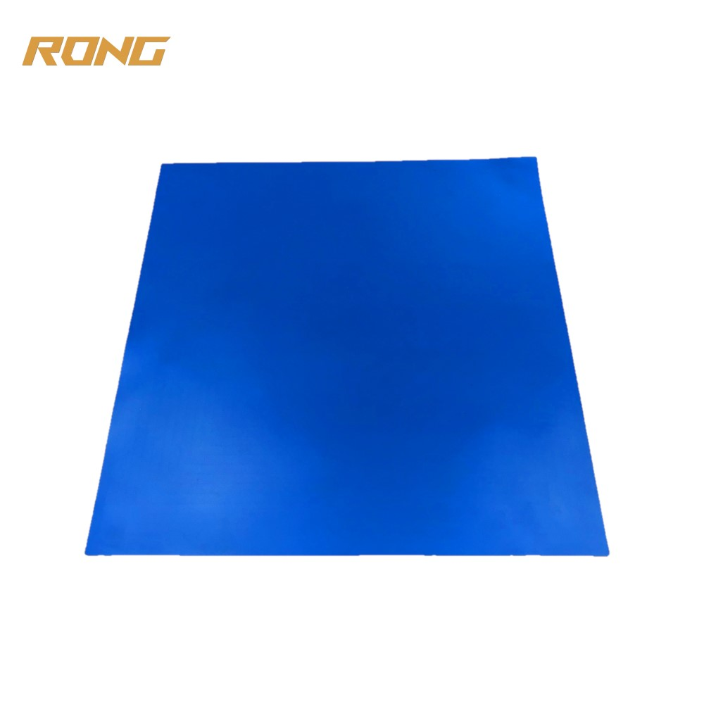 Customized Viton Silicone Rubber Sheet